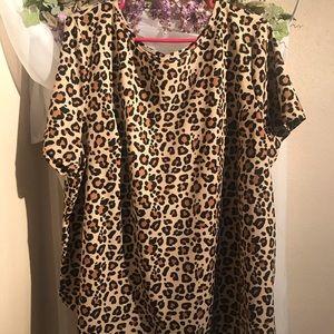💲3 for $15💲Ava & Viv 2x leopard print